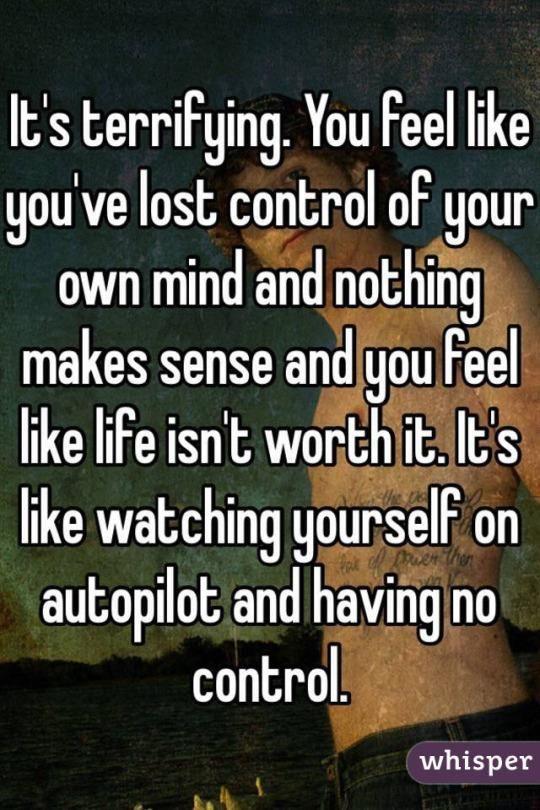 define mental breakdown