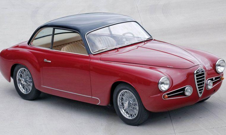1955 Alfa Romeo 1900css Alfa Romeo Classic Cars Superleggera