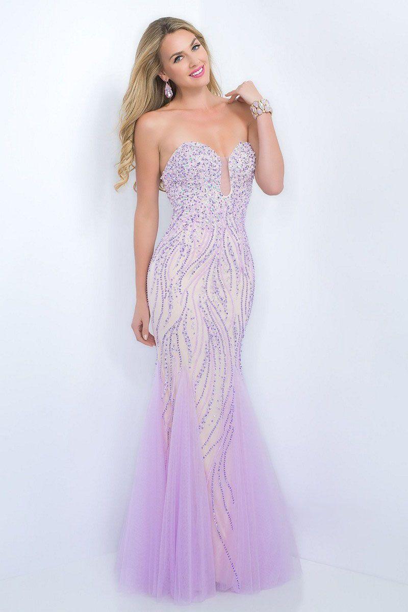 Pin On Blush Prom Dresses