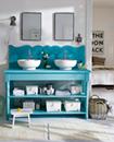 colores vivos para la #decoración de tu baño ! descubre nuestra fan page https://www.facebook.com/Grupoasociado.remaxclasico/app_211372182306183