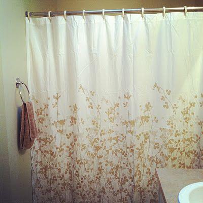 Ikea shower curtain | Bathroom | Pinterest | Apartment renovation ...