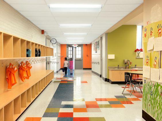 Pin by Le Xu on School | Elementary schools, School ...