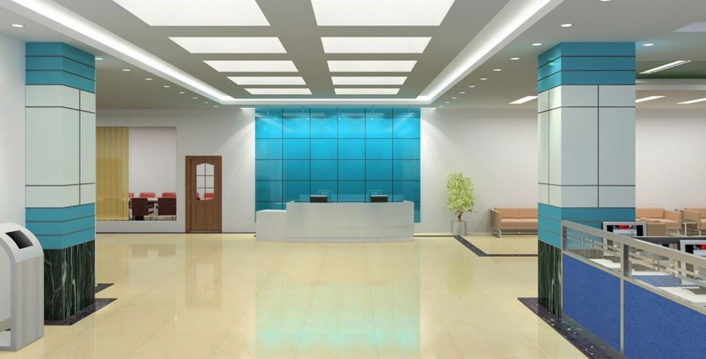 Commercial Decor Interior Design Realestate Furniture Office