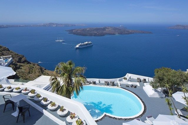 Super Small Hotels Santorini Honeymoon Suite Santorini Alta Vista