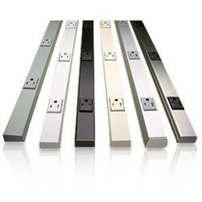 Direct wired outlet strips