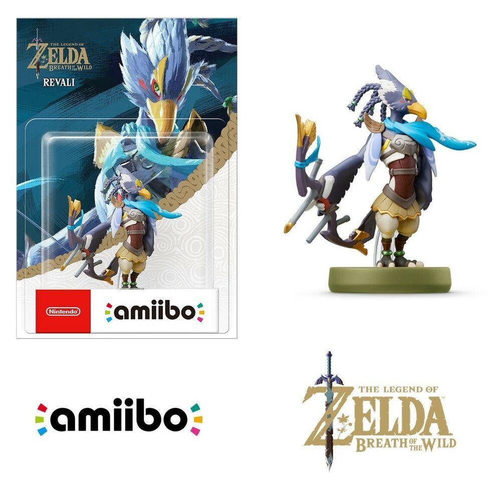 Revali Amiibo The Legend Of Zelda Series Character Figure Nintendo