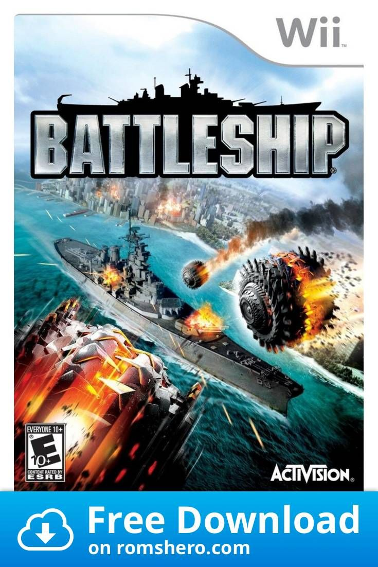 Download Battleship Nintendo Wii (WII ISOS) ROM in 2020