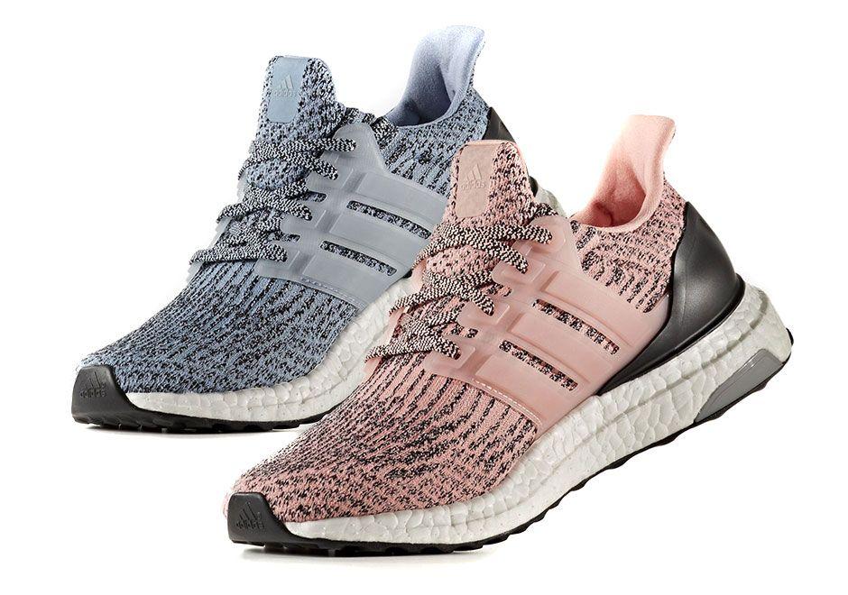 #sneakers #news adidas Ultra Boost 3.0 \u201cStill Breeze\u201d And \u201cTactile Blue
