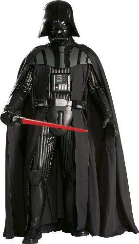 Rubie's Costume Men's Star Wars Collector Supreme Edition Darth Vader Costume, Black, Standard Rubie's http://www.amazon.com/dp/B00JHDDBVQ/ref=cm_sw_r_pi_dp_qm2xwb0VRQKX3