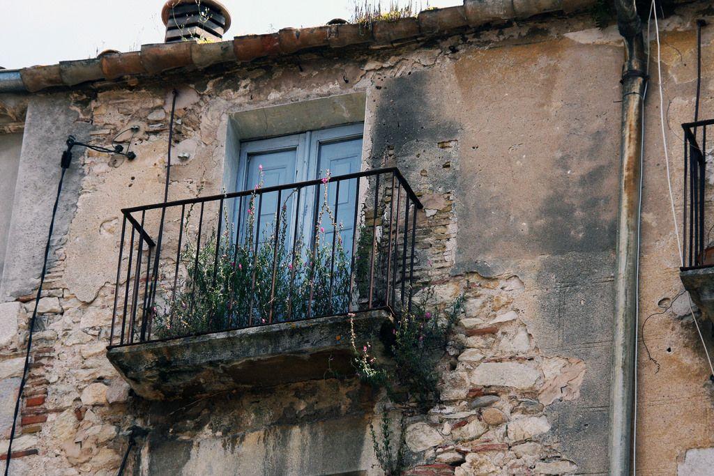 https://flic.kr/p/8eu3ts | balkon in Pals spanje