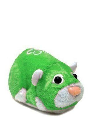 Zhu Zhu Pets Hamster Toy Shamrock By Cepia Llc 9 99 Shamrock Resembles Like Peachy He Has White Ears Cheeks Paws And Spot Hamster Toys Shamrock Hamster