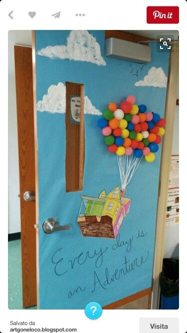 porte decorate x scuola education pinterest