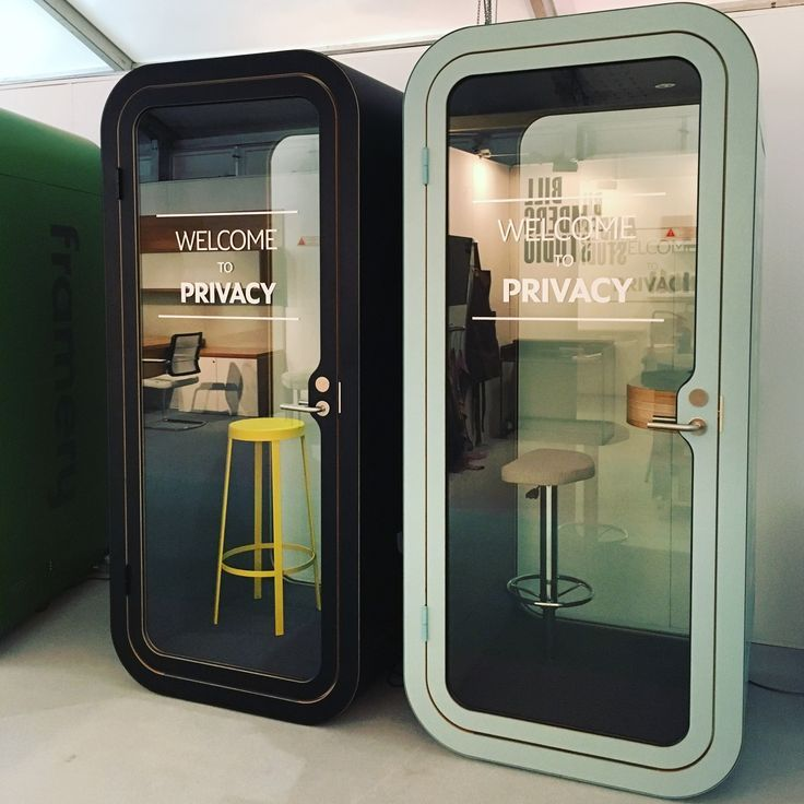 Telefonzelle In Einem Buro Einem Officedesignideas Telefonzelle