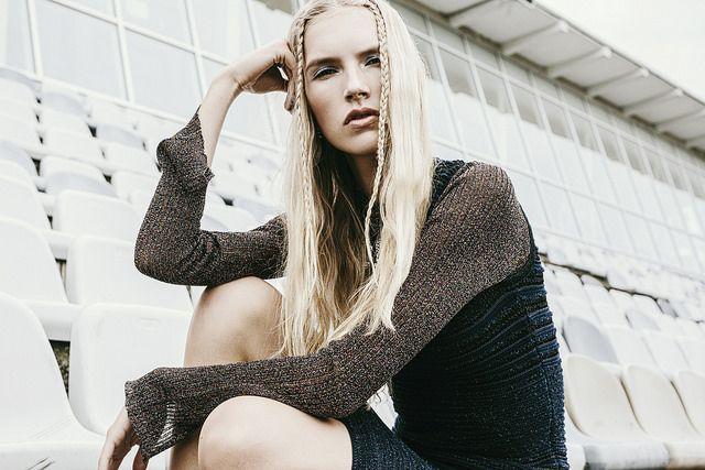 Fashion Editorial for Mood magazine; photography Sandra Palm; styling Karl Keskla; hair Olga Krõlova; make-up Ellen Walge; model Eveliina (Paparazzi Model Management)