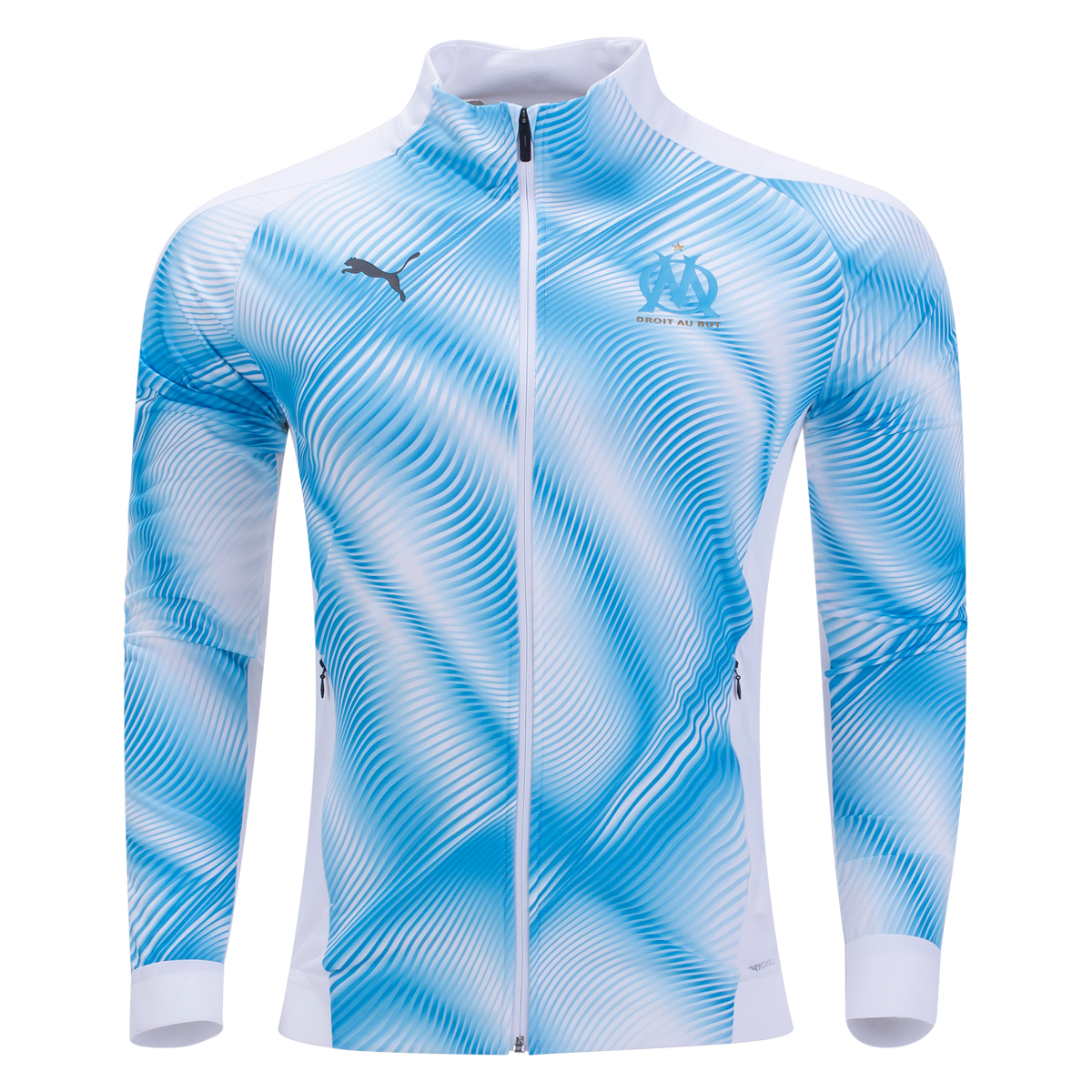 PUMA Marseilles Stadium Jacket 19/202xl in 2020 Jackets