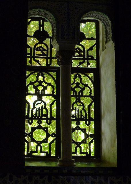 Seville - Reales Alcázares (Patio de las Doncellas)