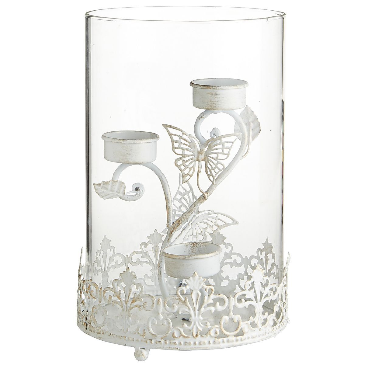 Butterfly Centerpiece Tealight Holder