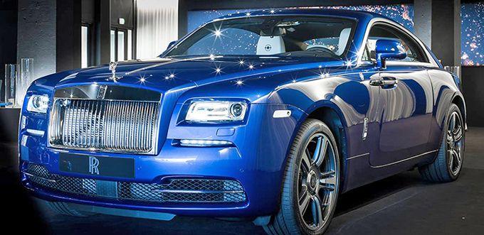 Rolls Royce Porto Cervo Wraith