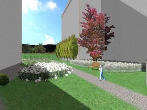 progettazione giardini e terrazzi milano fioriere su misura ...