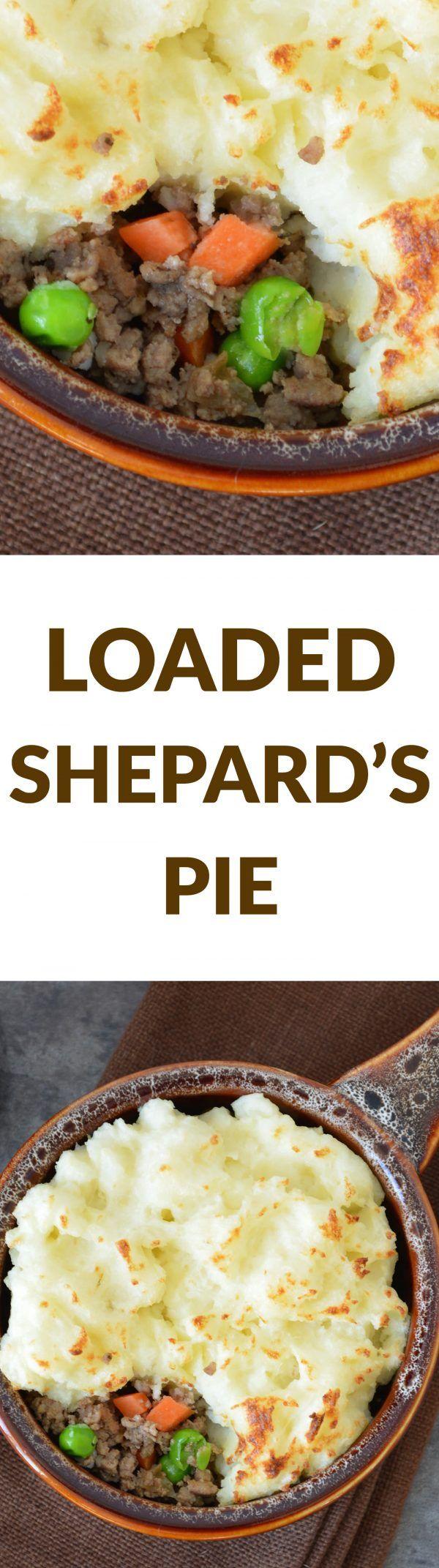 Shepards Pie - Foodie and Wine #shepardspie