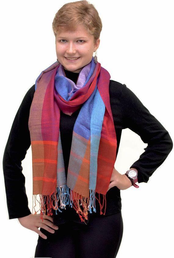 ef55a4cfab43 Women s Designer Pashmina Designer Scarf Lilac by HomeOfPashmina ...