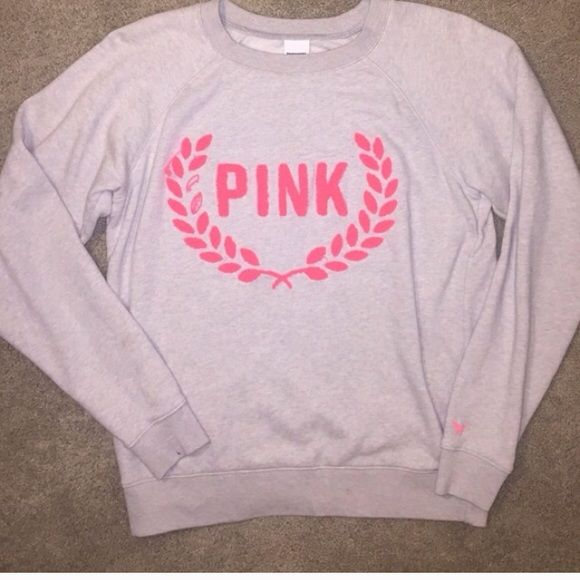 SALE Love Pink Victoria Secret sweater great condition! PINK Victoria's Secret Tops