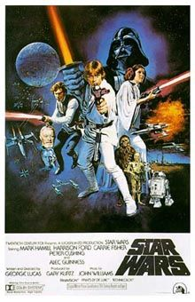 Star Wars 'A New Hope' Poster
