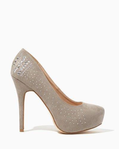 Penelope Studded Pumps | Fashion Shoes - Heels | charming charlie