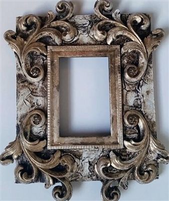 Michelle Butler Designs Scroll 10x12 Heirloom Picture Frame Fits 4x6 ...