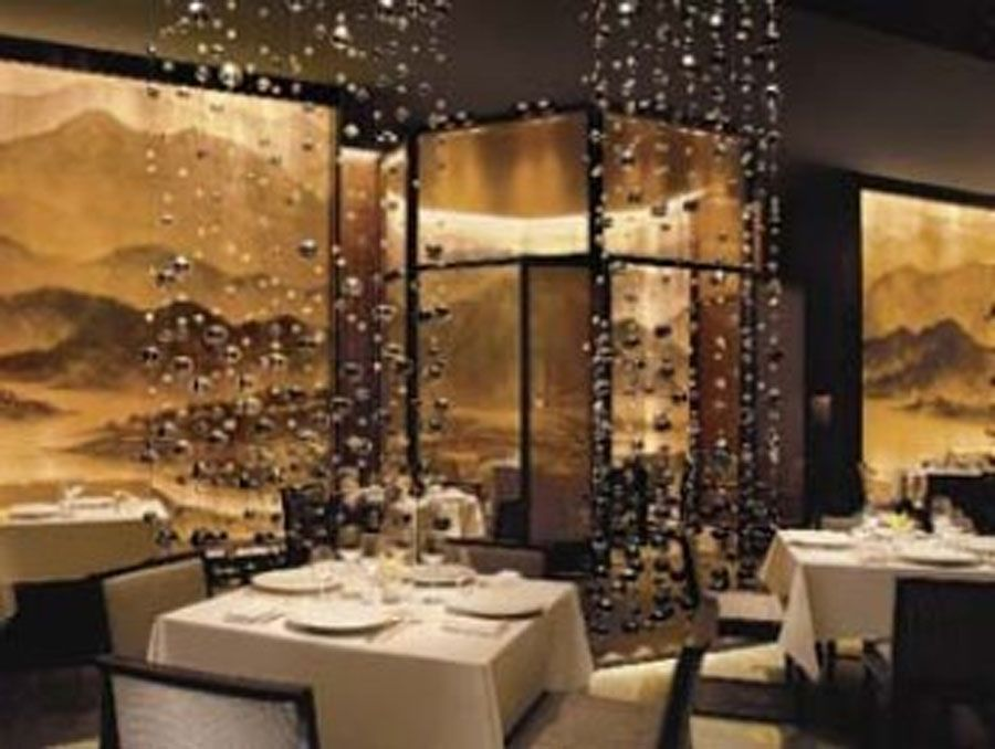 Contemporary restaurant designs chinese fine dining - Chinese restaurant interior pictures ...