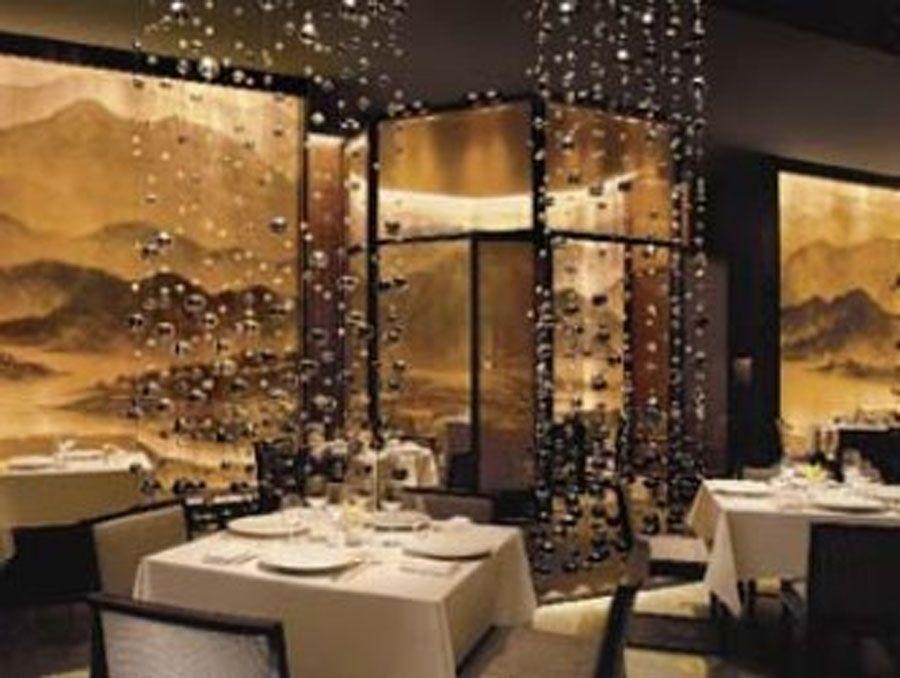 contemporary restaurant designs Chinese Fine Dining Restaurant