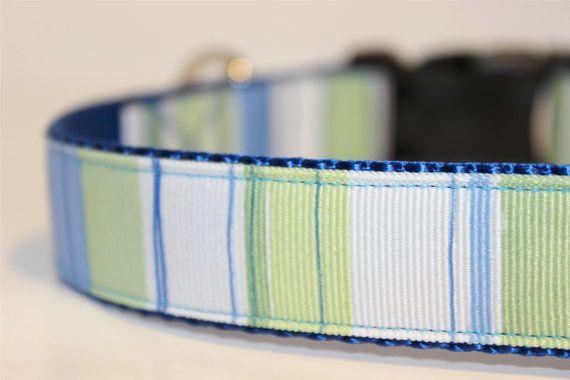 https://www.etsy.com/listing/114276716/stripes-bluegreenwhite-large-nylon
