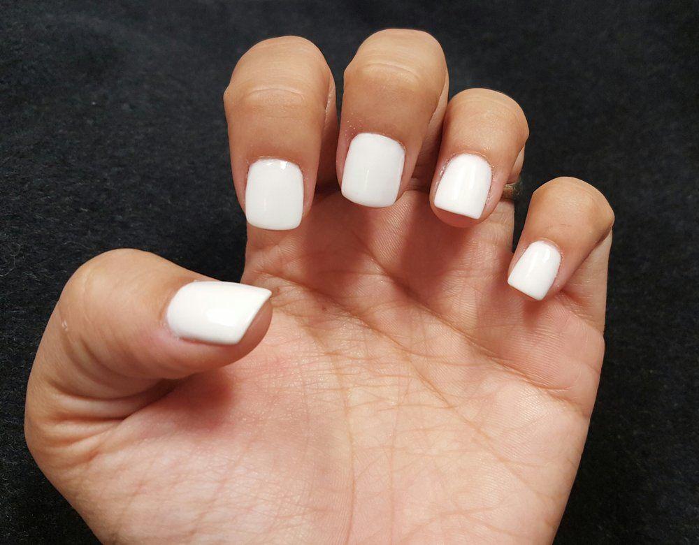 Venus Signature Nails and Spa - McKinney, TX, United States. White ...