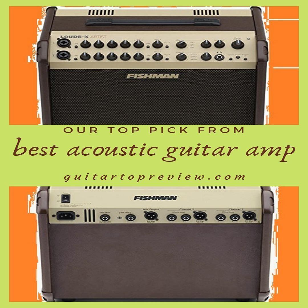 Best Acoustic Guitar Amplifier Acoustic Guitar Amp Best Acoustic Guitar Acoustic Guitar