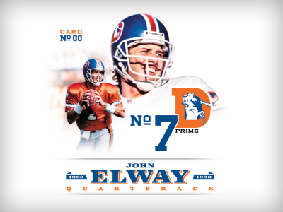 Pin By Will Wyss On Posters John Elway Sports Graphic