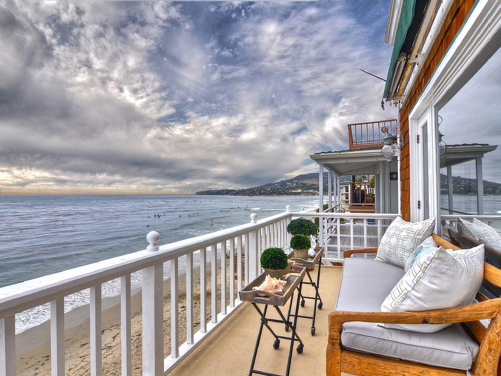 Cottage Beach rentals, Southern california beaches