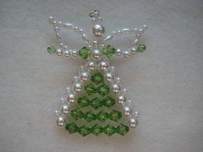etwas-besonderes - Perlenschmuck Basteln 3D Perlensterne Perlen ...