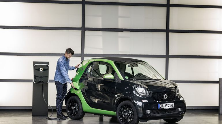 2017 Smart Fortwo Electric Drive: Big impact, small car