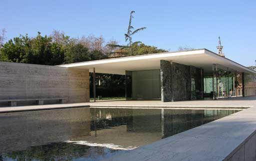 El Pabellón Barcelona, de Mies Van der Rohe, la mezcla perfecta de sencillez y modernidad | A-Cero blog - Joaquín Torres Architects