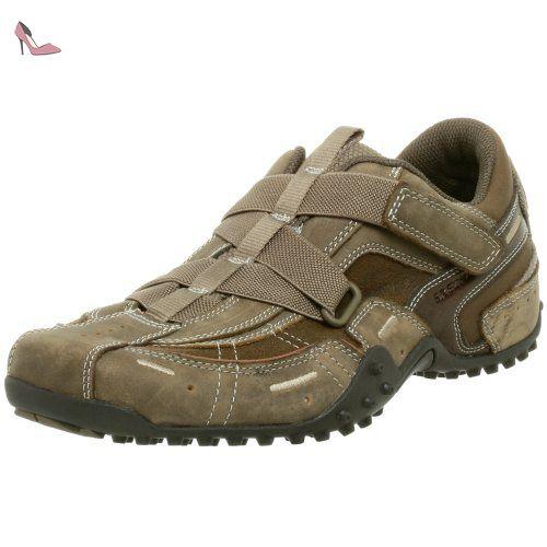 Porter Stern, Sneakers Hautes Hommes, Noir (Blk Noir), 40 EUSkechers