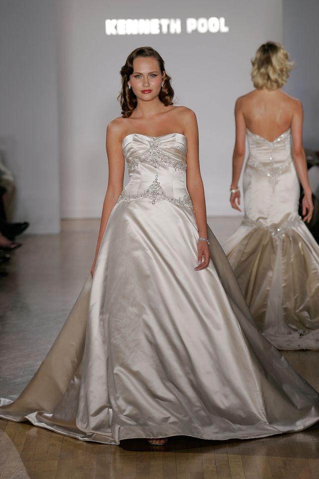 Aria Wedding Dress designed by Project Runway star Austin Scarlett ...