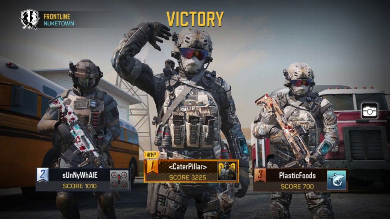 Call of Duty® Mobile Gameplay FRONTLINE CROSSFIRE Fun