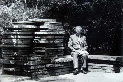 Danish american landscape architect jens jensen old for American landscape architects