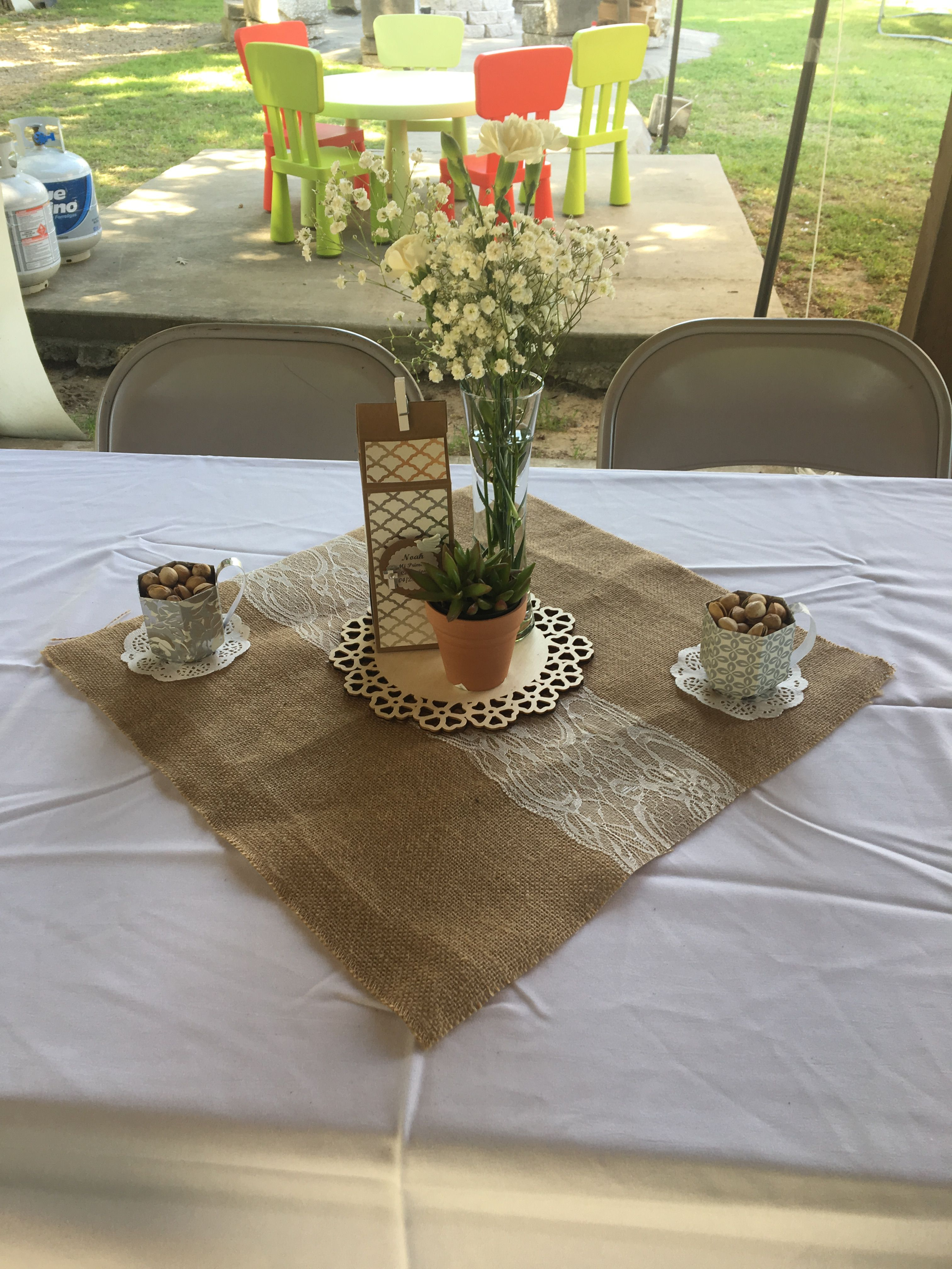 First Communion Center Piece Party S First Communion