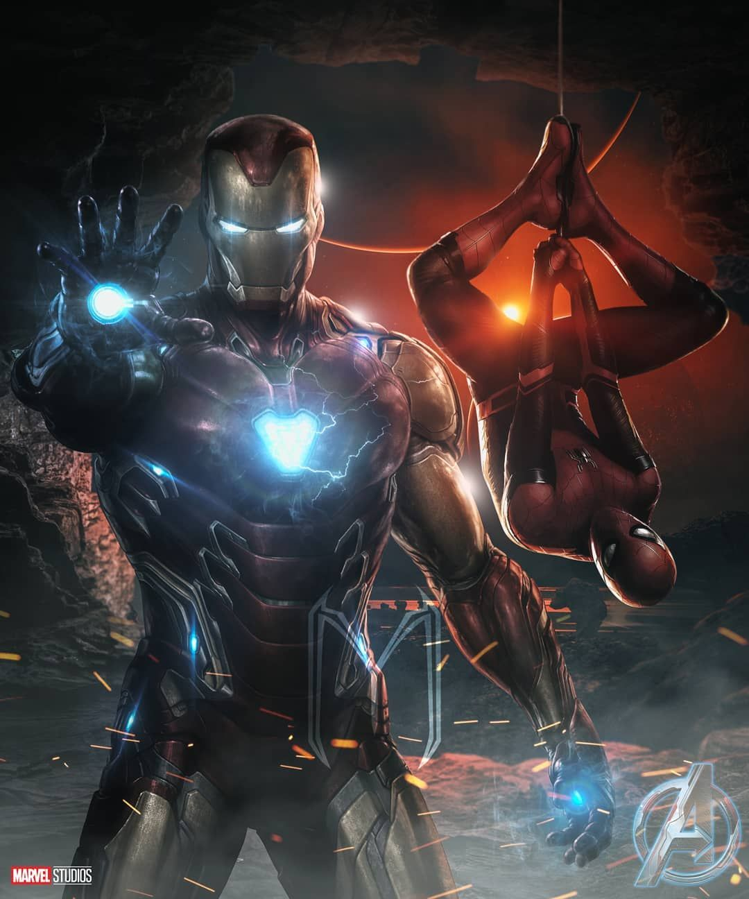 To Build Up The Future You Have To Sacrifice The Past Robertdowneyjr Tomholland2013 Therussobroth Marvel Iron Man Iron Man And Spiderman Iron Man Avengers
