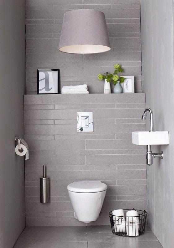 Decoração Wc ~ Decoraç u00e3o para casa de banho; wc decor Banheiros pequenos Pinterest Decorações para casa