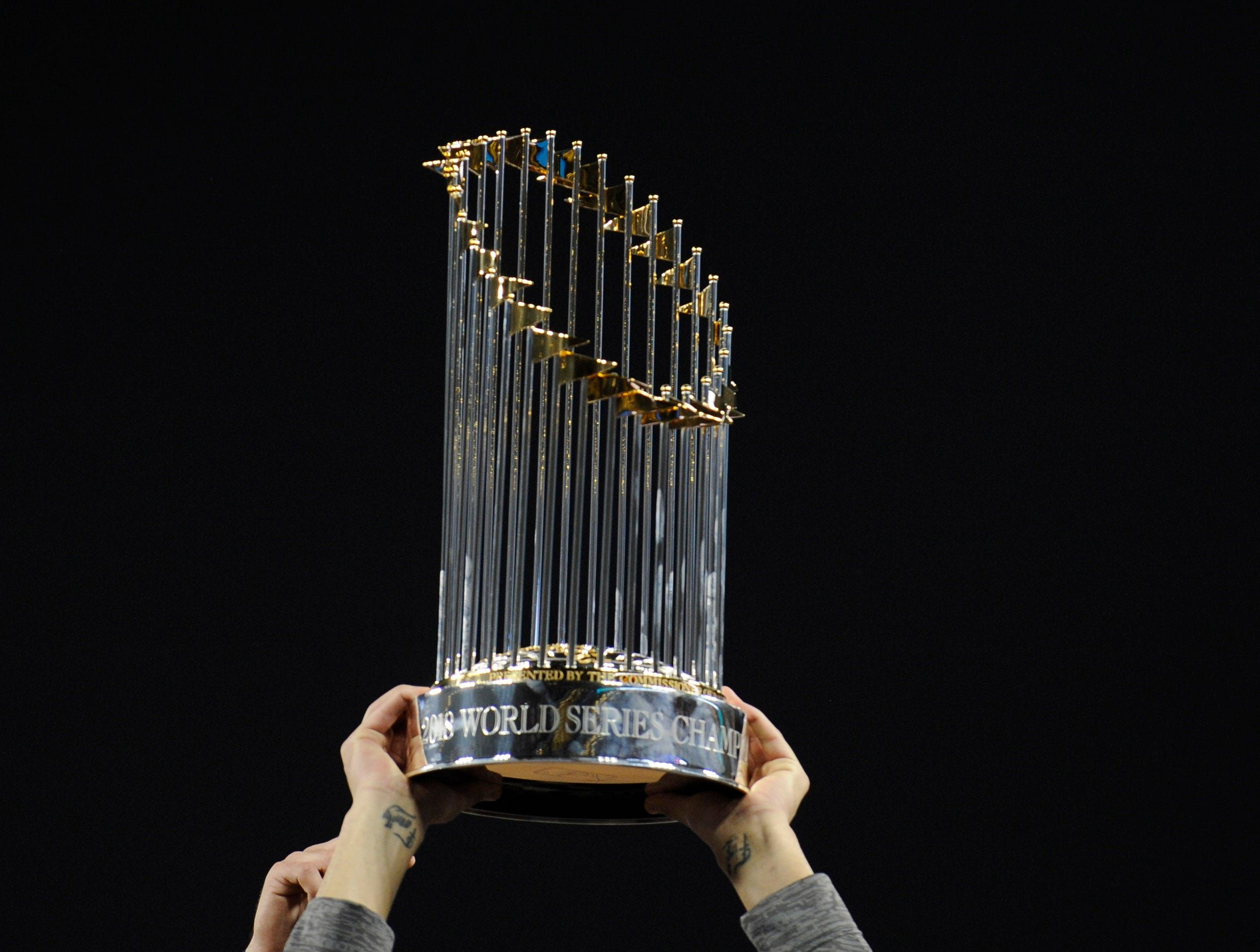 Major League Baseball Playoffs Schedule 2019 Scores Results Through To World Series Playoff Schedule Baseball Playoffs World Series