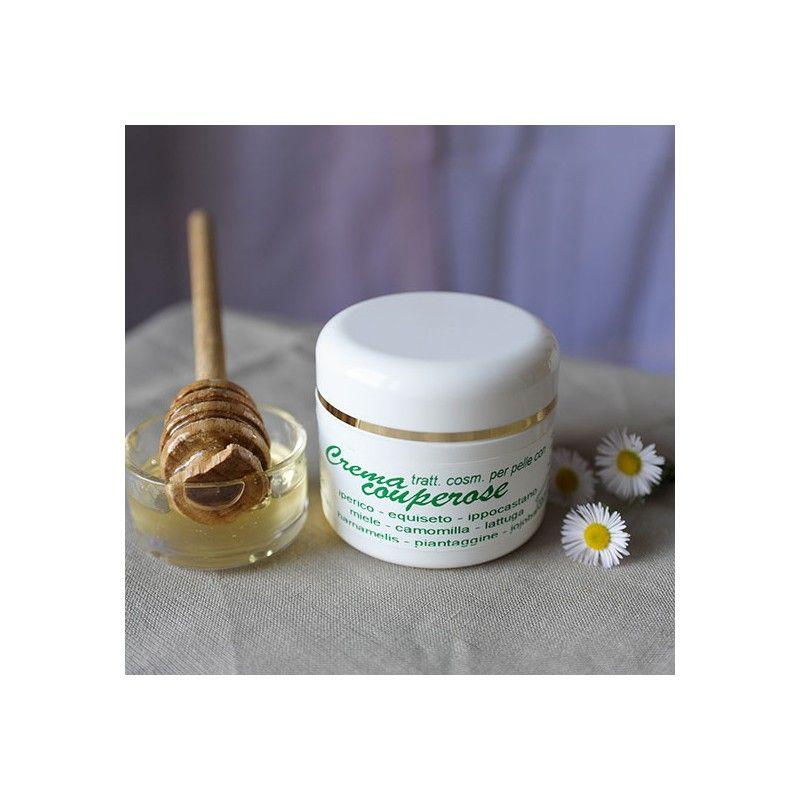 Crema Anticouperose - Antos - EcoLifeBio