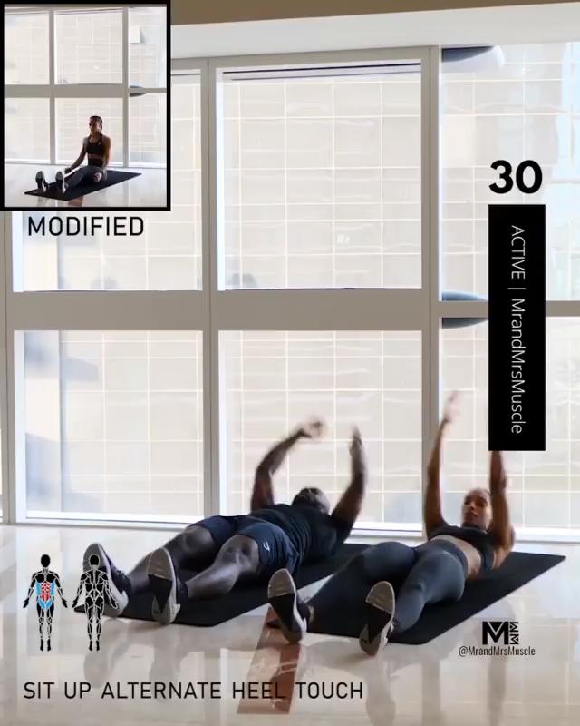 Gymshark | Bodyweight Abs & Core Workout
