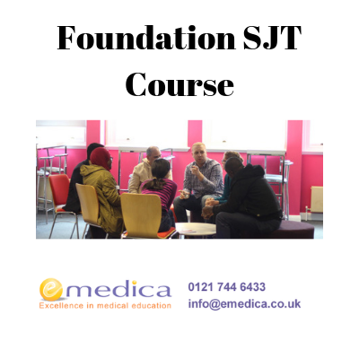 Ideal For Final Year Medical Students Who Want To Boost Their Sjt